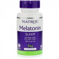 Melatonin Time Release 5mg (100таб)